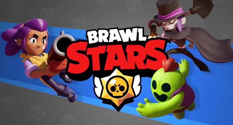 Brawl Stars. (Difusión)
