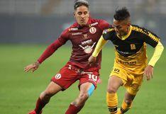 Universitario no pasó del empate sin goles ante Cantolao por la jornada 7 de la Liga 1 en el Estadio Nacional