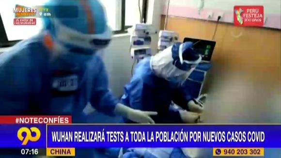 Corona virus in China: Wuhan will test its total population for COVID