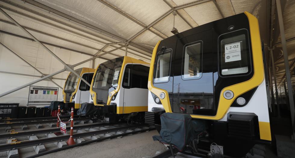 La Línea 2 del Metro de Lima registra un avance del 38% en su construcción. (Foto: GEC)