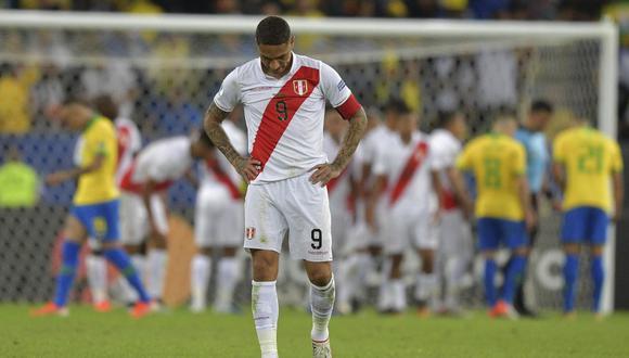 Perú debía visitar a Paraguay el 26 del presente mes, antes de recibir a Brasil. (Foto: AFP)