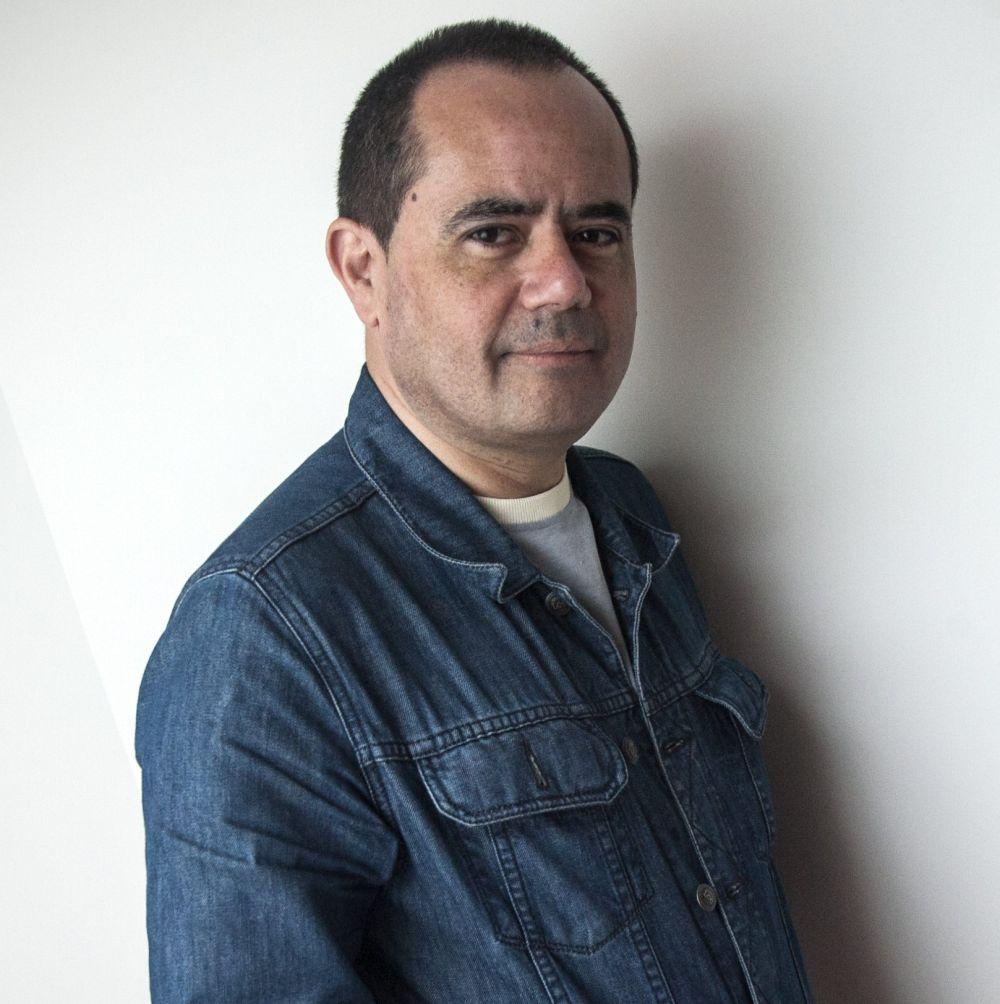 Guionista Eduardo Adrianzén. (Foto: El Comercio / Eduardo Cavero)