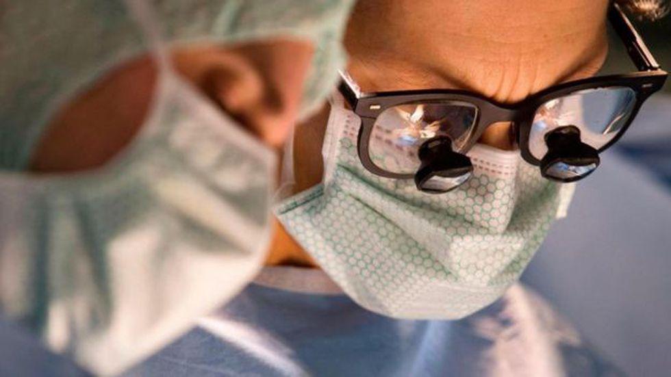 """El """"ojo silencioso"""" puede ayudar a los cirujanos en su trabajo. (Foto: Getty)"""