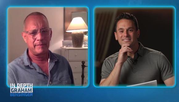 """Tom Hanks reveló que financió dos escenas de """"Forrest Gump"""". (Foto: Captura de video)"""