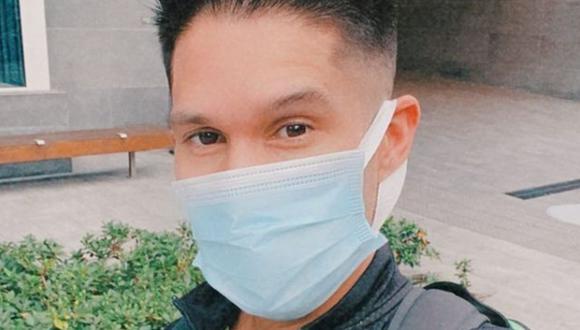 El cantante Chyno Miranda se mostró recuperado en redes sociales tras ser diagnosticado con neuropatía periférica. (Foto: @chynomiranda)