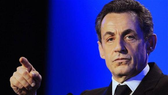"""Sarkozy: """"No olvidemos la advertencia de la primera vuelta"""""""
