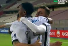 Sport Huancayo vs. Corinthians: Caue hizo el gol del 2-0 con mucha comodidad | VIDEO