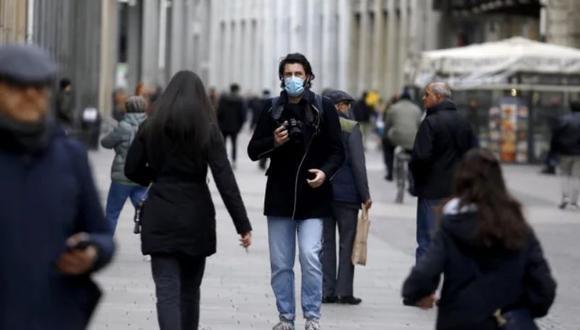 El primer caso confirmado de coronavirus en México se trata de un hombre de 35 años, quien tuvo contacto directo con el italiano en la convención de Bergamo. (Foto: El Universal de México, vía GDA).