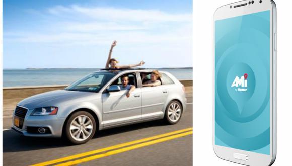 Hunter posee el 60% del mercado de dispositivos de rastreo de automóviles.