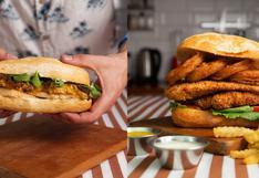 Cuarentena: 4 sándwiches deliciosos que puedes disfrutar en tu hogar