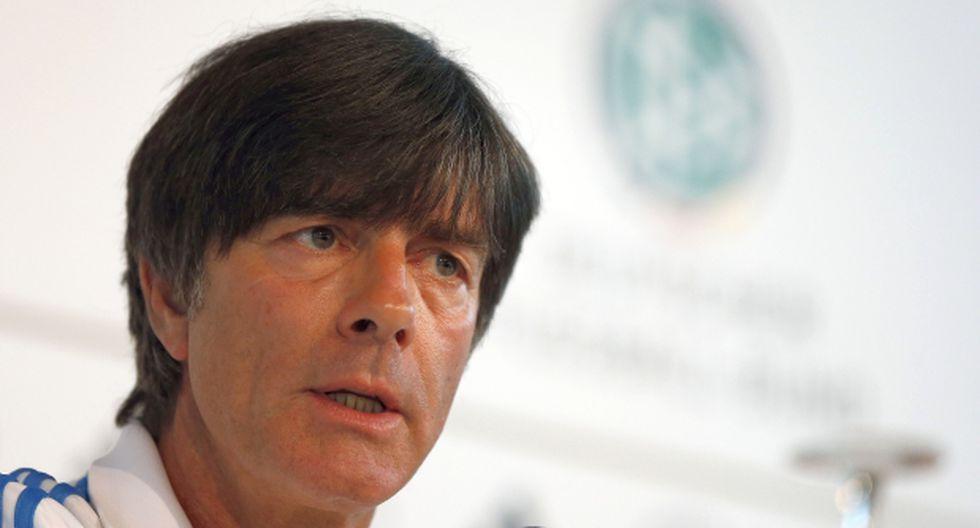 """Löw: """"¿Revancha? Argentina ya no puede ganar el Mundial"""""""