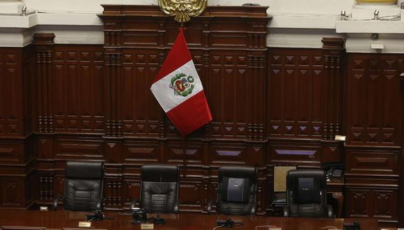 Se estima que el Congreso inicie funciones en marzo. (Foto: GEC)