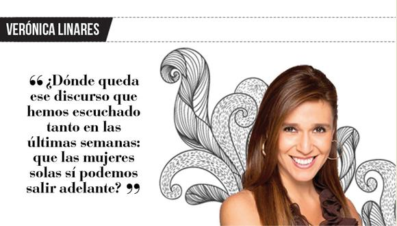 Verónica Linares: Peligro en casa