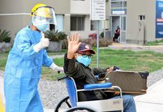Coronavirus en Perú: 615.255 pacientes se recuperaron del COVID-19 y fueron dados de alta, informó el Minsa