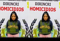 El Agustino: Policía detiene a 'pepera' acusada de matar a un estudiante y dejar inconsciente a otro