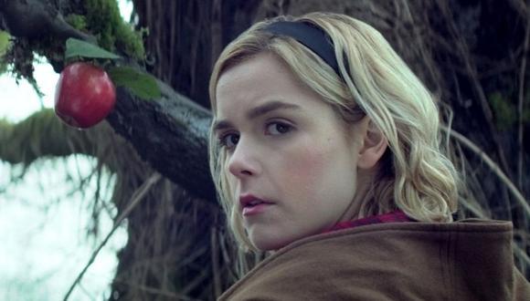 La actriz que interpretó a Sabrina se mostró inconforme con el final que tuvo la protagonista. (Foto: Netflix)