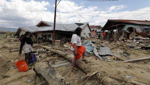 Indonesia: Terremoto de magnitud 6,0 en la isla de Java deja al menos 3 muertos (Foto: EFE)