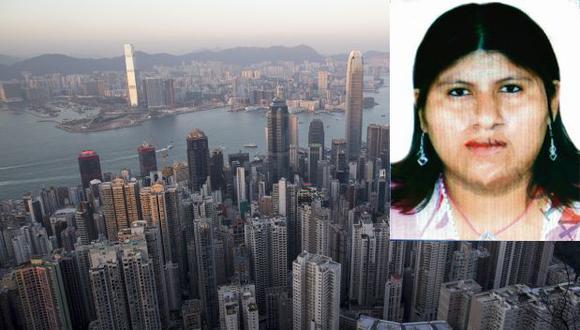 Peruana es detenida en Hong Kong con récord de cocaína líquida