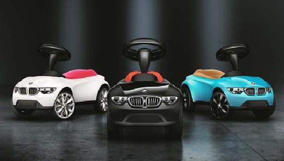 BMW retira del mercado sus carritos para niños Baby Racer III