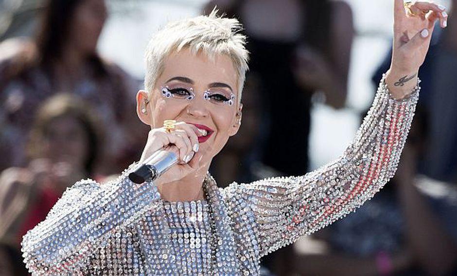 Twitter felicitó a la cantante estadounidense con un video que resume la evolución de sus seguidores dentro de la red de microblogging junto a algunas de sus publicaciones. (Foto: AFP)