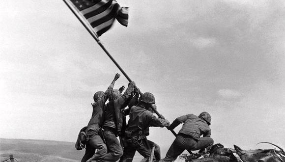 Iwo Jima: La foto inmortal de Joe Rosenthal