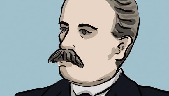 """""""El señor Bentín fue uno de esos hombres que no solo gozaba de la consideración sino del cariño de todos"""". (Ilustración: Giovanni Tazza)"""