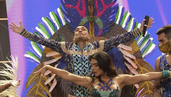 Josimar consiguió el primer lugar tras vencer a Pamela Franco y La Uchulú. (Foto: El artista del año)