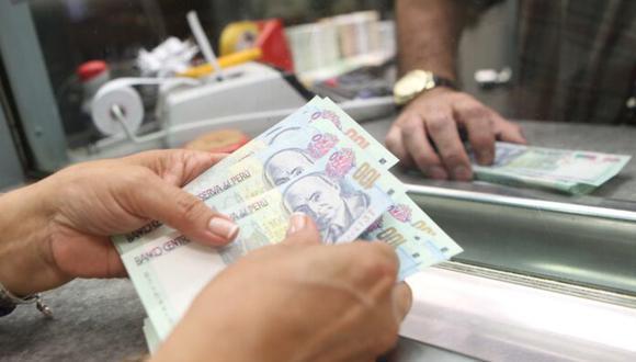 El Bono 600 soles anunciado por el Gobierno se empezará a pagar este mes de febrero. (Foto: GEC)