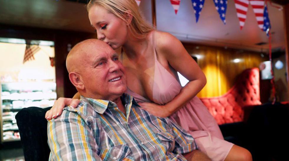 Dennis Hof, el proxeneta que será candidato de Donald Trump en Nevada. (Foto: Reuters)