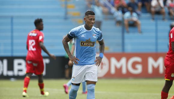 Una nueva oportunidad: Cusco FC anunció a Ray Sandoval como nuevo fichaje para la Liga 1   Foto: Violeta Ayasta/GEC