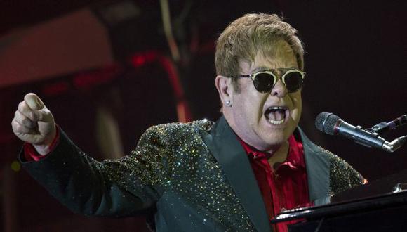 Elton John publicará su autobiografía en el año 2019