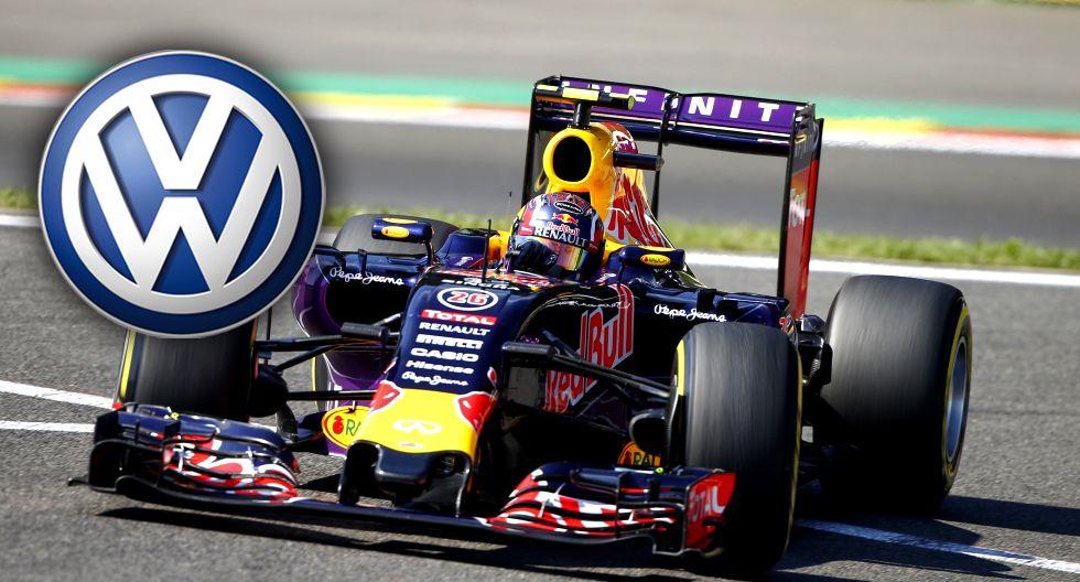 Fórmula 1: Volkswagen estaría cerca de comprar Red Bull