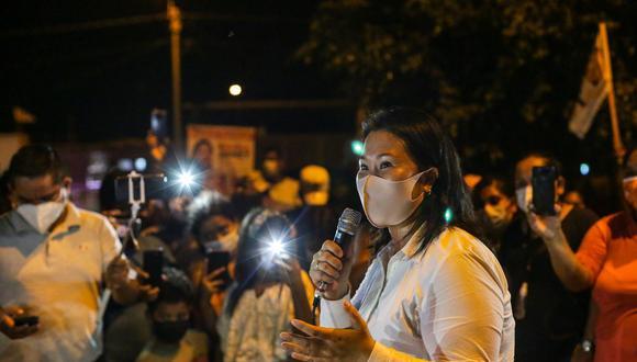 Fujimori Higuchi registra un antivoto de 72%, de acuerdo a cifras de El Comercio-Ipsos en febrero. Solo el expresidente Ollanta Humala la supera en ese rubro con el 73%.  (Foto: Difusión)