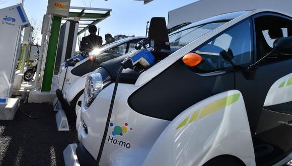 El Gobierno chino quiere plantear próximamente la prohibición de la venta de los vehículos movidos por combustibles fósiles. (Foto referncial: AFP)