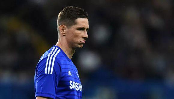 Fernando Torres ganó tres trofeos con la camiseta del Chelsea en casi cuatro temporadas. (Foto: AFP)
