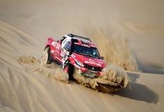 Dakar 2019: Alta Ruta logró el título de su categoría en coches
