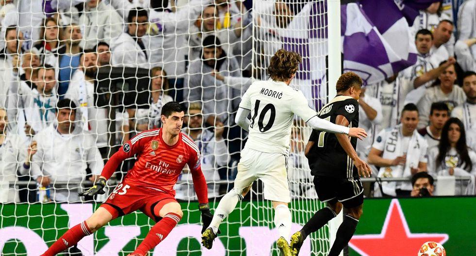 Real Madrid vs. Ajax: las mejores imágenes del partido de octavos de final de la Champions League. (Foto: EFE/ AFP / AP)