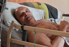 Muere el activista francés Alain Cocq tras recurrir en Suiza a la eutanasia