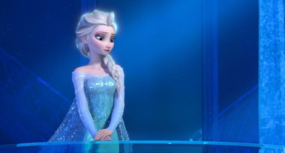 """Puesto: 13: """"Frozen""""- Recaudación a nivel mundial: $1,276.5 - Año: 2013."""