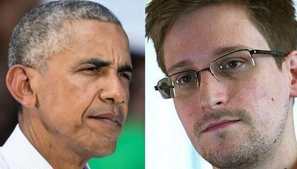 Edward Snowden se encuentra asilado en Rusia desde 2013 y le ha pedido al presidente de Estados Unidos, Barack Obama, que lo indulte.  (Foto: Reuters)