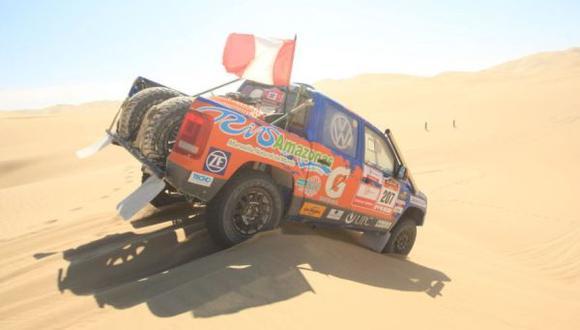 Paraguay se une a Perú y Argentina y será sede del Dakar Series en 2014