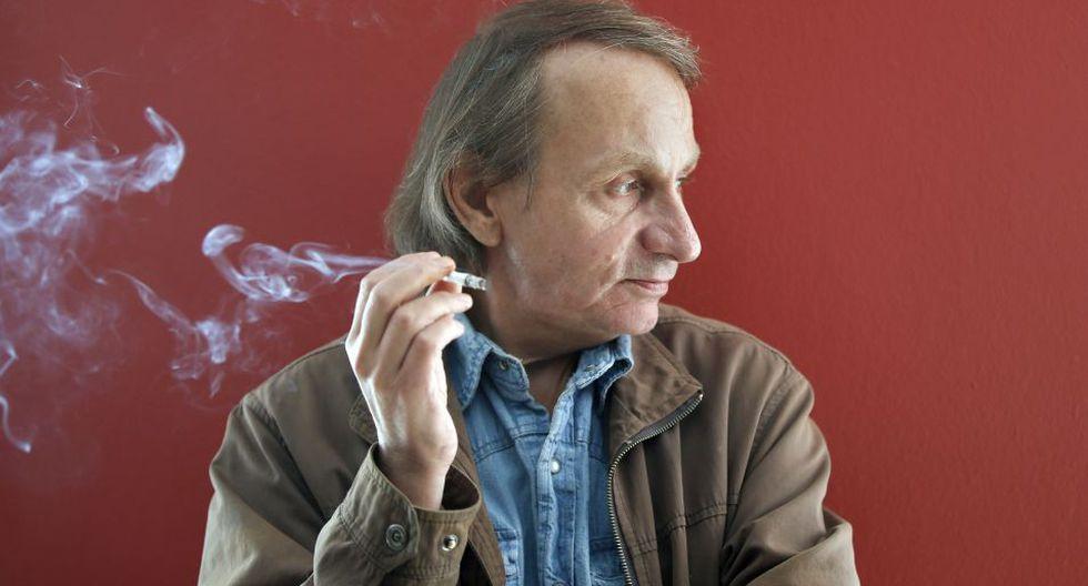 """El polémico Michel Houellebecq triunfa con """"Serotonina"""", un retrato del malestar contemporáneo que se ha situado como libro más vendido en Francia y Alemania. (Foto: EFE)"""