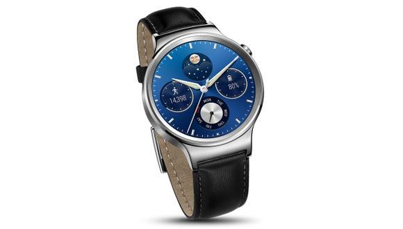Evaluamos el Huawei Watch