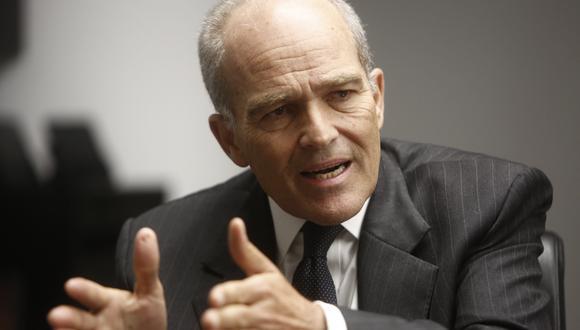 Roque Benavides, expresidente de Confiep. (Foto: GEC )