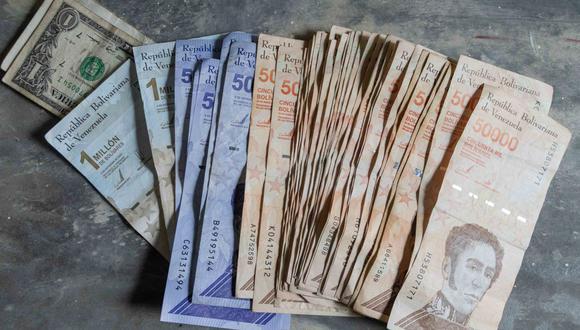 Conozca aquí a cuánto se cotiza el dólar en Venezuela este 17 de agosto de 2021. (Foto: EFE)