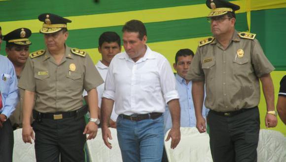 Trasladan a Ucayali cinco comisarías del Alto Huallaga
