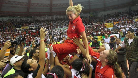 Natalia Málaga ya nos clasificó a cuatro torneos mundiales
