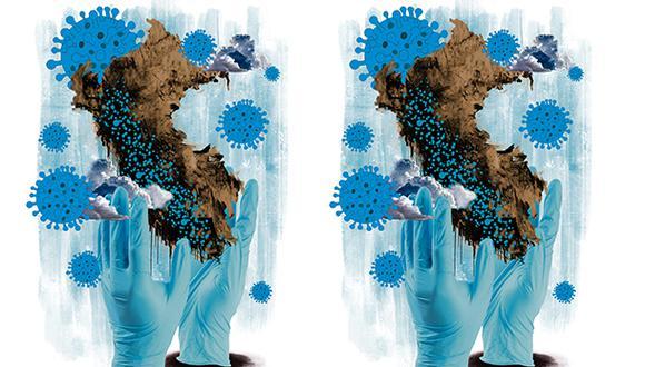 """""""Como sociedad, hemos descuidado irresponsablemente la formación de capacidades públicas en salud"""". (Ilustración: Giovanni Tazza)."""