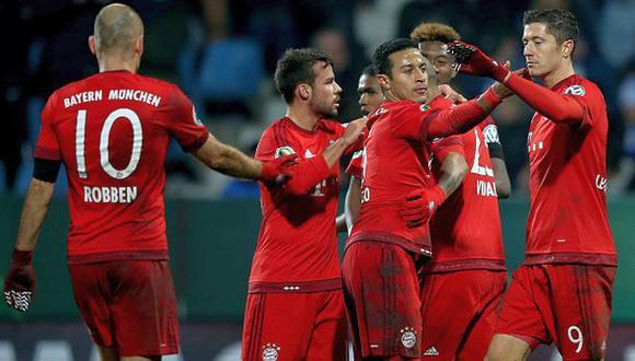 Bayern Múnich perdió 2-1 contra el Mainz en la Bundesliga
