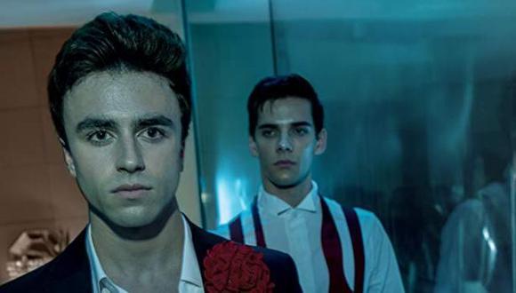 """Darío Madrona y Carlos Montero, creadores de """"Élite"""", preparan la tercera temporada de la serie. (Foto: Netflix)."""